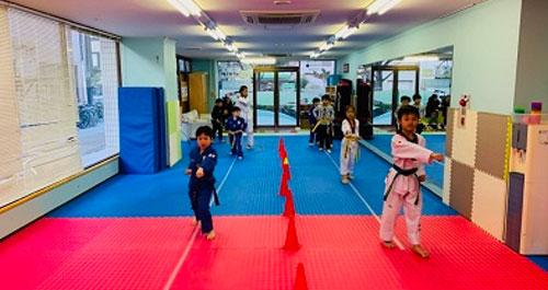 授業スケジュール - 新宿早稲田ハナロテコンドースクール